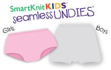 SmartKnitKIDS Seamless Undies