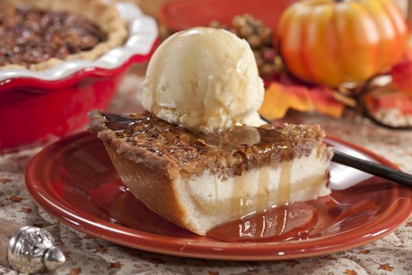 Four-Layer Pecan Pie Recipe