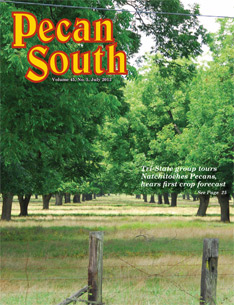 Pecan South Magazine Story - July 2012