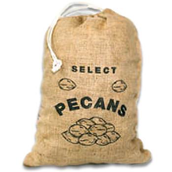 Cracked Pecans - 4 lb. Bag 'O Nuts