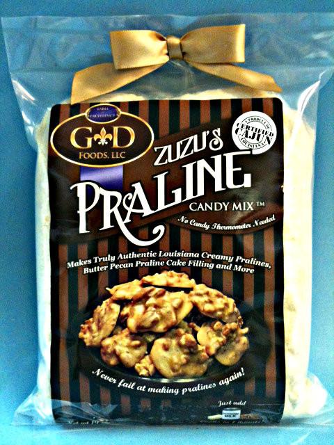 Zuzu Praline Premade Candy Mix - Just add Pecans!