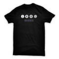 Beer Ingredients T-shirt (Black)