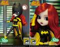Groove USA Pullip SDCC Comic-Con Exclusive P-038 Batgirl Fashion Doll