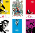 AMAZING SPIDER-MAN #692 DECADES VARIANTS PLUS COMBO