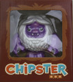Event Exclusive Chipster by Stolleart Signed by both Artist & Sculptor