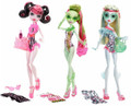 Monster High Swim Class Doll Collection