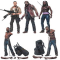 Series 3 Single Packs: Michonne (#14461-1)  Merle Dixon (#14462-8)  Autopsy Zombie (#14463-5)  Michonne's Pet Zombie 1 (#14464-2)  Michonne's Pet Zombie 2 (#14465-9)