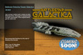 Battlestar Galactica Moebius Model Kit 942 BSG Original