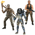 Predators Series 9 Action Figure Set of 3