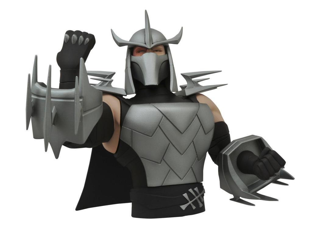 Tmnt Teenage Mutant Ninja Turtles Shredder Bust Bank Mohr Toys