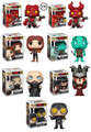Pop! Comics: Hellboy Series 1 Set of 6 Figures