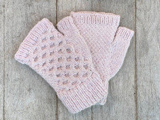Sweetbriar Mitts by Linda Ritchie Unger