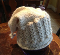 Deepwells Hat by Lisa Hoffman