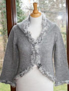 Bridgehampton Cardi by Kimberly K. McAlindin
