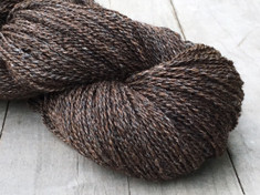 """Tiger's Eye"" American Raised & Spun    80% alpaca/20% silk, 2 ply fingering wt., 400 yds, 4.0oz/113g"