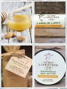 Shepherdess Skincare Gift Set without Bath Bomb- Honey Almond