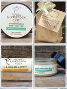 Shepherdess Skincare Gift Set without Bath Bomb - Petals