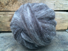 80 %Rambouillet Wool 20% Silk Roving