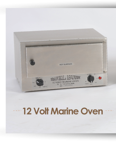 Travel Buddy 12V Marine Portable Reheating Oven