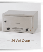 Travel Buddy 24 VOLT Oven use in Trucks ,Buses, Earth moving Equipment , 24 VOLT ONLY , Same size as Marine