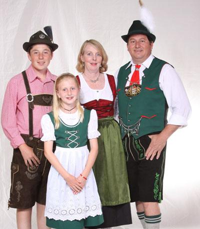 Nazi Familie
