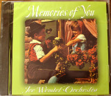 CD Joe Wendel Memories of You