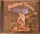 CD Joe Wendel Festival Times
