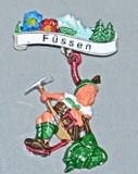 HPP8004 Mountain Climber FüSSEN