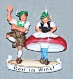 HPP8008 Bavarian Dancers REIT IM WINKL