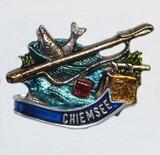 HP8479 Fishing Net hat pin CHIEMSEE