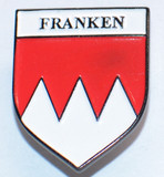 HP8511 FRANKEN Crest Hat Pin