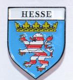 HP8513 HESSE Crest Hat Pin