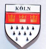HP8514 KÖLN Crest Hat Pin