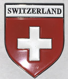 HP8547 Switzerland Hat Pin