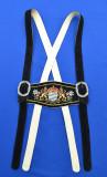 Bayernwappen Black Suspenders
