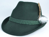 Alpine Green Hat wool