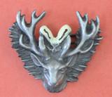 HPD8202 Elk Hat Pin