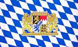 Bavaria/Lions Flag 3'x5'