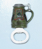 Bottle Opener Lederhosen Magnet  (MAG-BOT-LED)