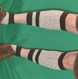 SPECIAL Brown 2piece Socks (SOCK-BT-2PCBRWN)