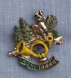 HP8243 Deer, horn, KöNIGSSEE Hat Pin