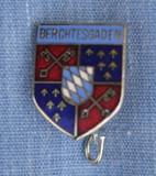 HP8537 Berchtesgaden Crest Hat Pin