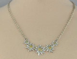 (JN107) Edelweiss Necklace