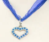 (JN602) Heart with stones