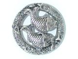 HP8427 Fish hat pin