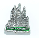 HP8436 Neuschwanstein Castle Hat Pin