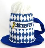 Souvenir Blue & White Mug Hat