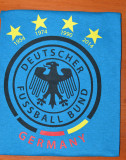 Germany Fussball T-Shirt Adult Screenprinted
