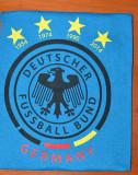Germany Fussball T-Shirt Adult Screenprinted