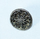 Button (BUT008) Edelweiss 7/8""